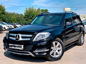 Mercedes Bens GLK
