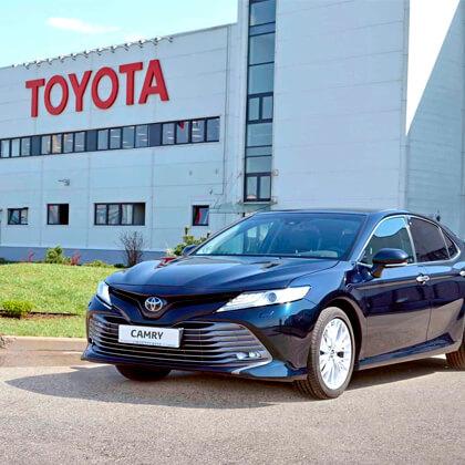 выкуп авто Toyota